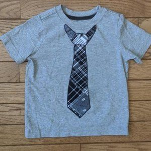 Gymboree Sailboat Tie Shirt